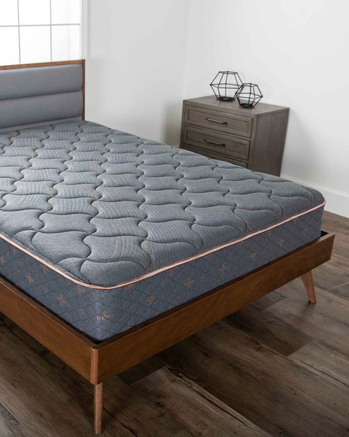 Slate Grey - Znergy Sleep Mattress - Twin