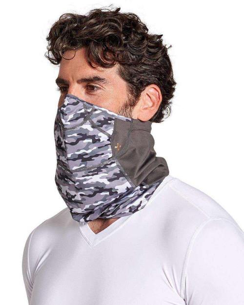 Grey Camo - Community Wear™ Face Mask Gaiter