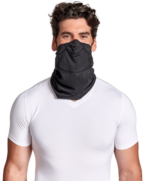 Black - Community Wear™ Face Mask Gaiter