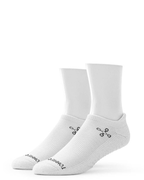 Bright White - Men's Performance Gripper Socks