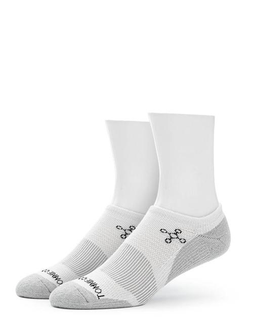 Bright White - Women's Performance Athletic No-Show Socks