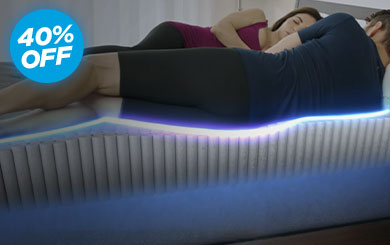40% Off mattresses