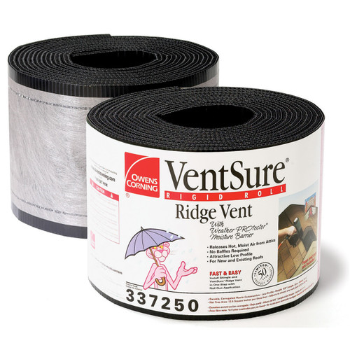 OC VentSure Rigid Roll 11-1/4 in.X20'