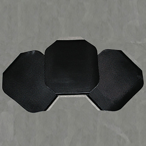 VersiGard QA T-Joint Patch 6 in. Black