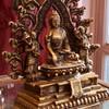Bronze Buddha Nepal 19th Century