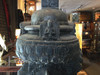 Black Stone Stupa from Kathmandu Valley, Circa mid 1600