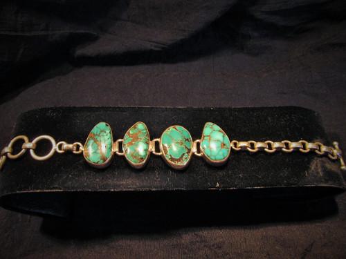 Tibatan Turquoise #2