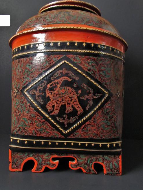 Burmese Laquerware