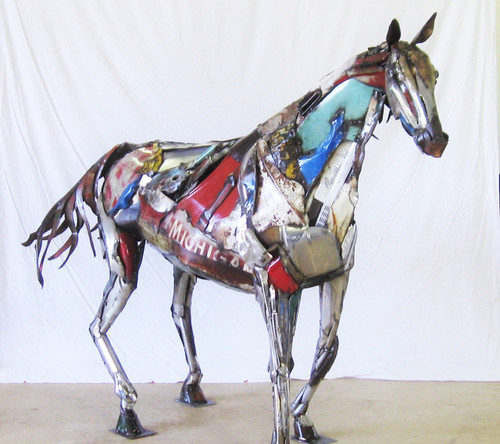 Chrome Pony-SOLD
