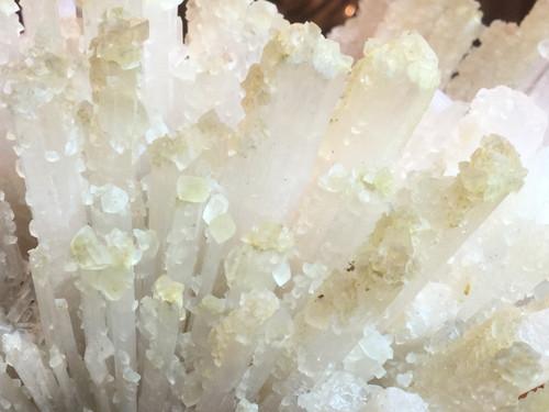 SOLD-Scolectie Calcite Cluster