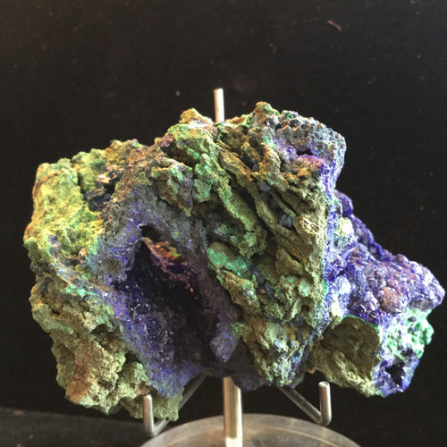 SOLD-Azurite with Malchite 290 grams