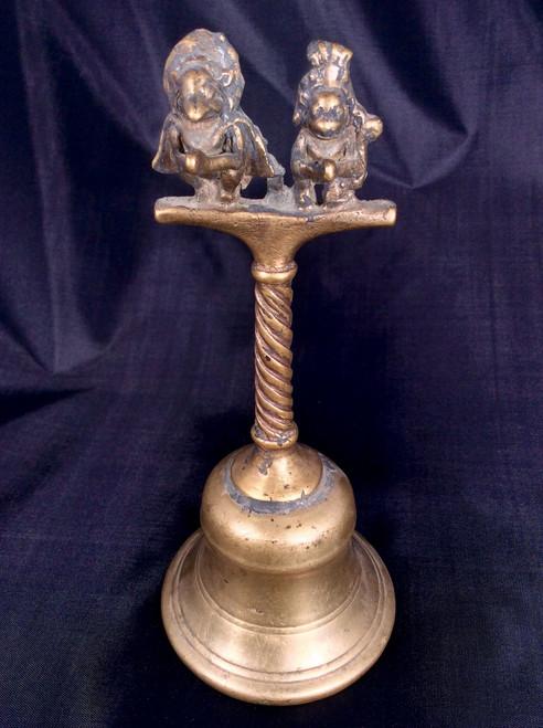 Hindu Altar Puja Ritual Bell, Nepal #3