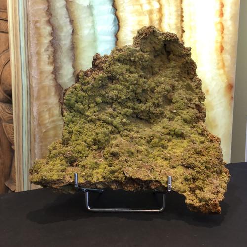 Mimetite from Mina Ojuela, Mapimi, Durango, Mexico 625 grams