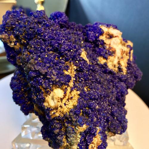 SOLD -  Azurite, Morocco, 500 grams