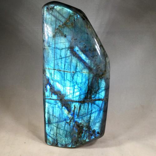 Electric Blue Labradorite Tower