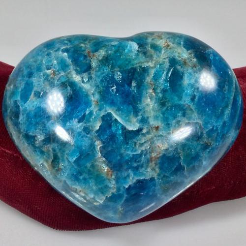 Apatite Heart, 310 grams