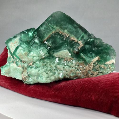 SOLD-Fluorite, Mandrosonoro, Ambatofinandrahana, Amoron'i Mania, Madagascar,460 grams