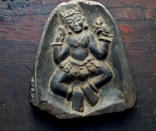 Carved Stone Figure, Burma-SOLD