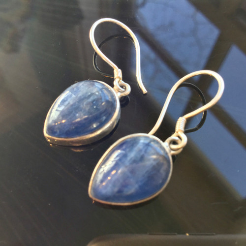 Burmese Sapphire  Earrings, 25 ct