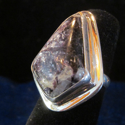 Sugilite Ring Size 9.5