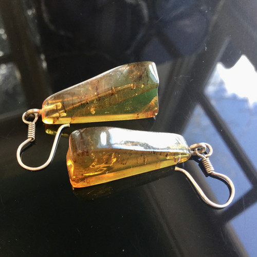 Amber, Mexico, 26 ct