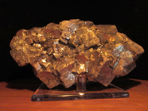 Pyrite Specimen From China