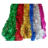 Christmas Tinsel & Foil Decorations