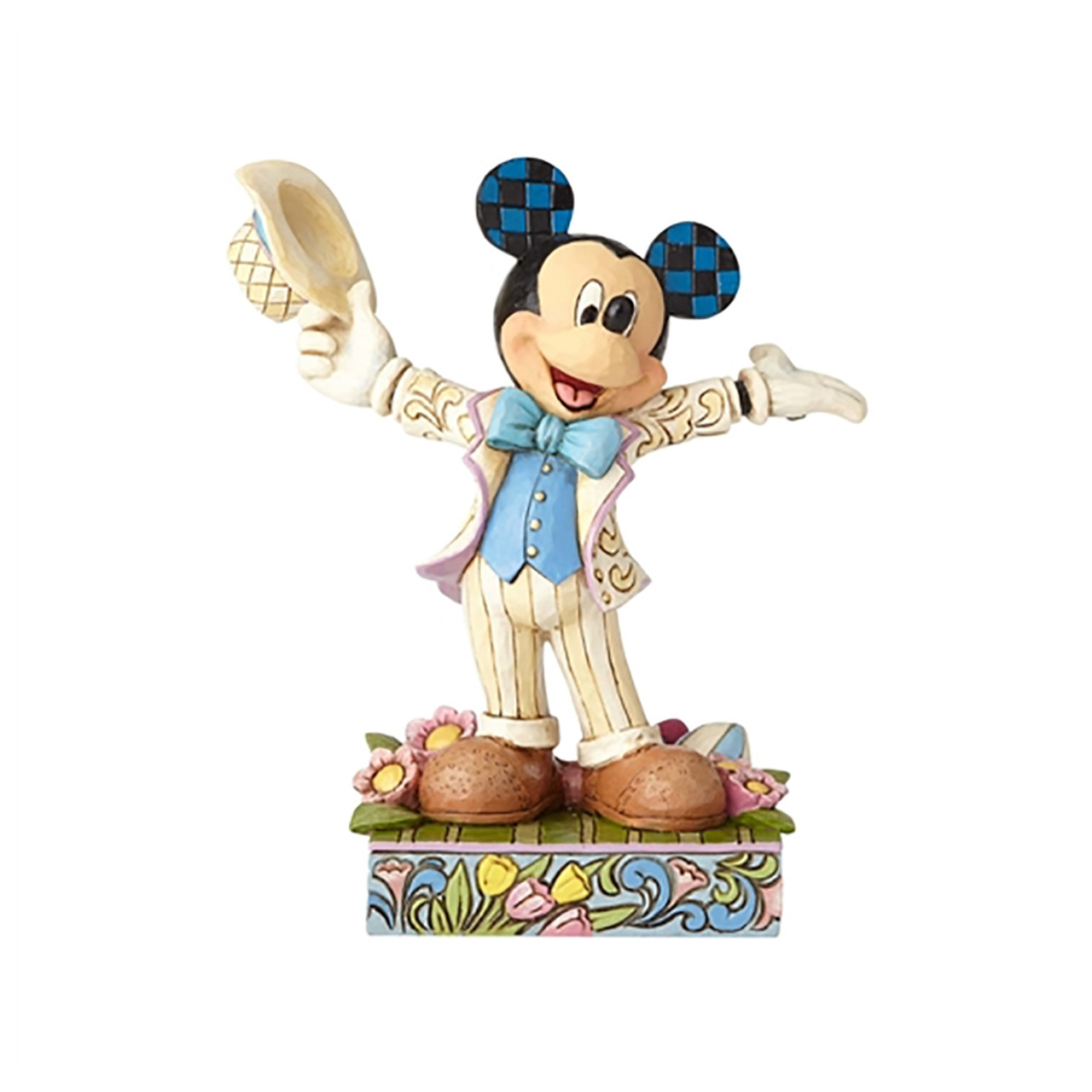 Easter Mickey Figurine 15cm