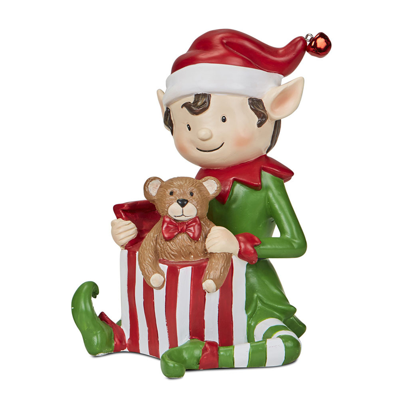 Cute Christmas Pictures.Cute Christmas Elf Figure 20cm