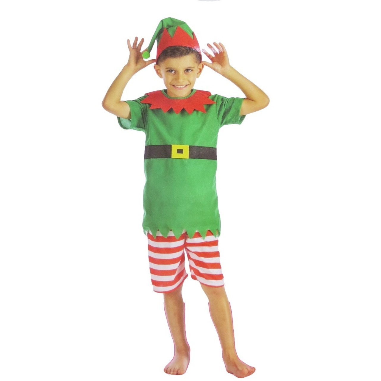 Christmas Elf Costume.Childrens Elf Costume