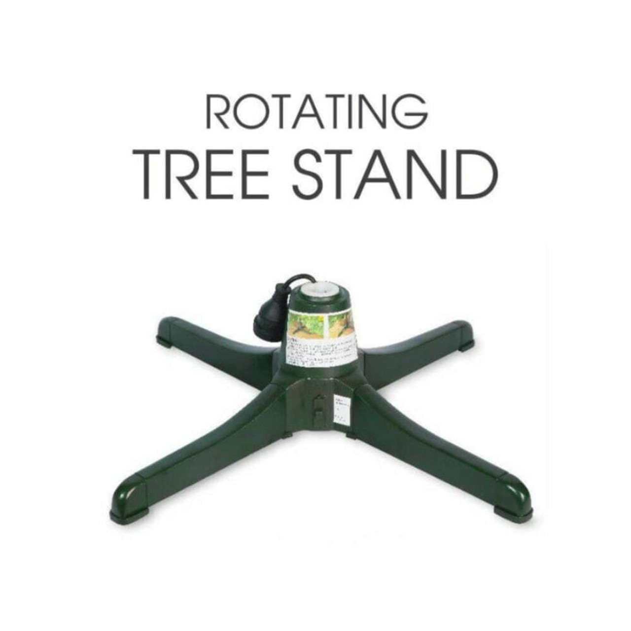 Rotating Christmas Tree Stand Christmas Elves Store