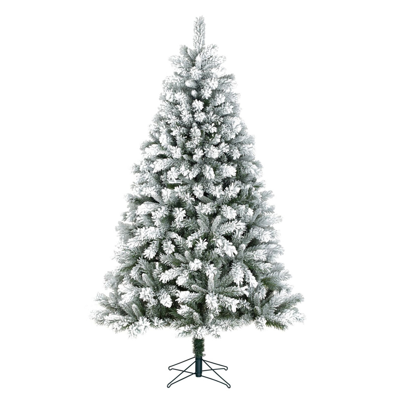 cheap for discount 41464 ab578 5FT Flocked Chandler Christmas Tree