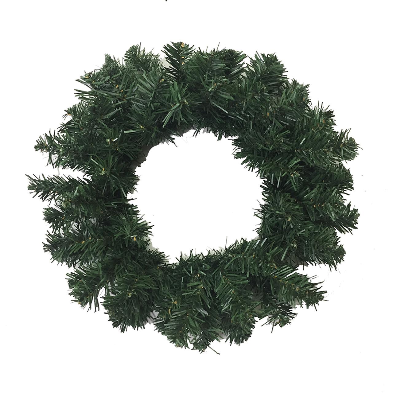 Christmas Wreath.30cm Green Wreath