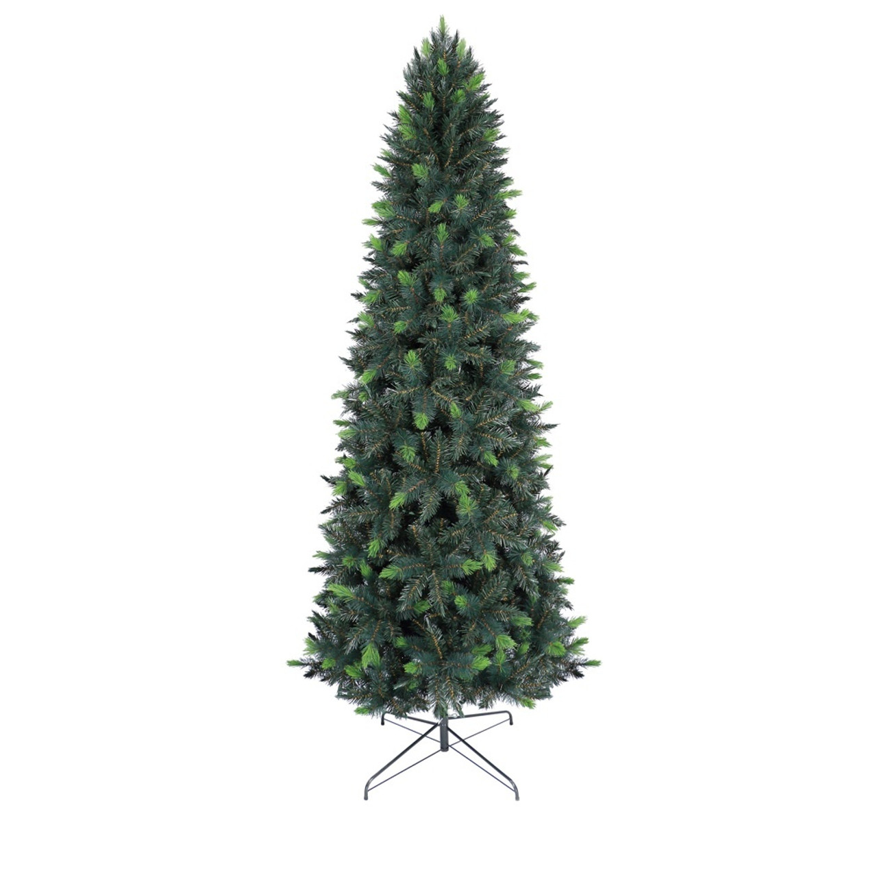 9ft Christmas Tree.9ft Slim Parana Pine Christmas Tree