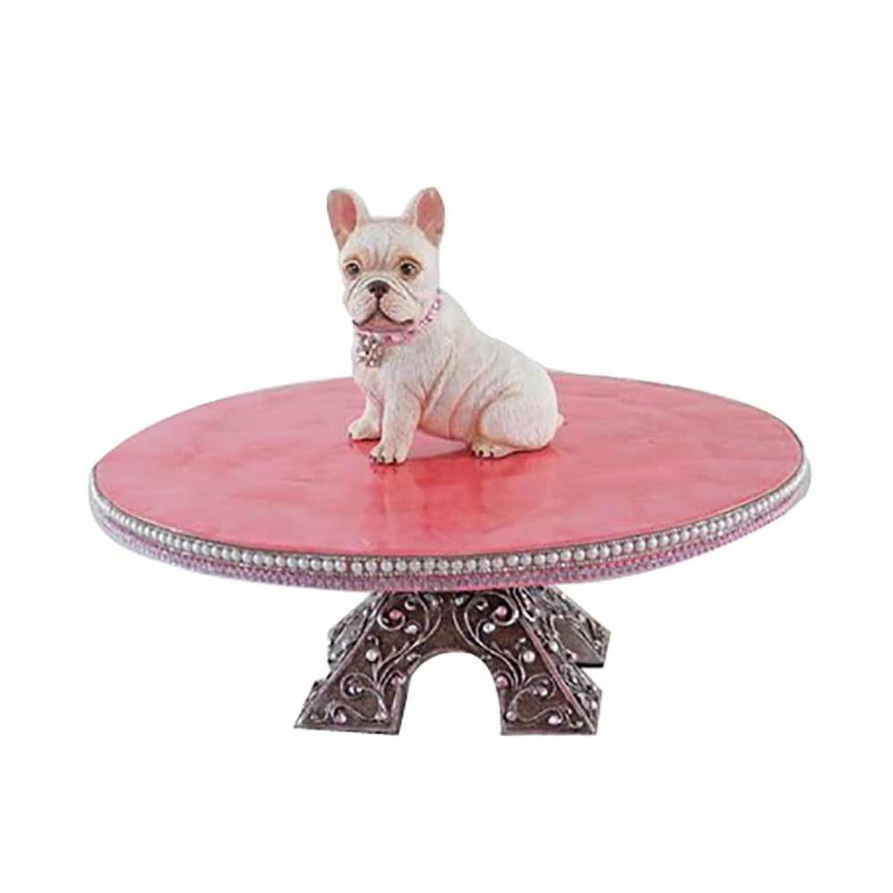 Katherines Fifi French Bulldog Tray - 30cm