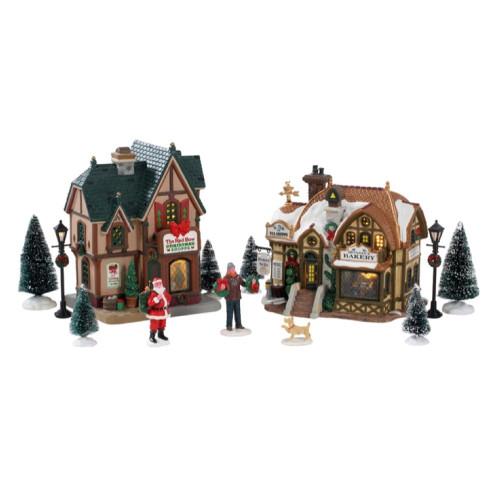 Christmas Village Collections.Lemax Christmas Village Collections Online Australia
