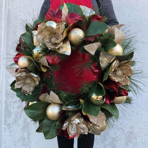 5 Christmas wreath decoration ideas you'll love