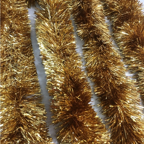 The Surprising History of Christmas Tinsel