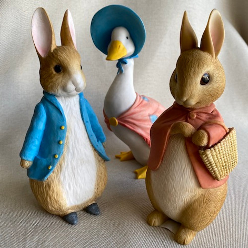 The Tale of Peter Rabbit a story for children written by Beatrix Potter