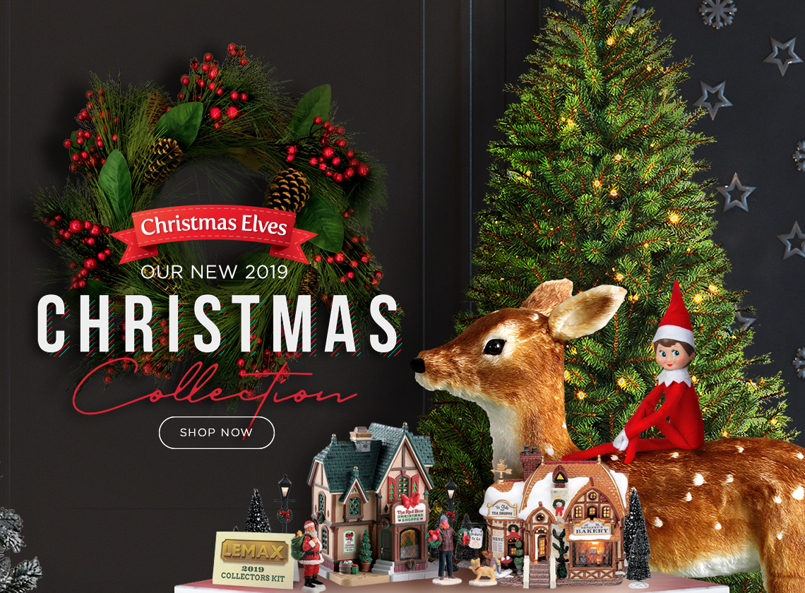 Christmas Trees, Lights \u0026 Decorations for Sale Online in