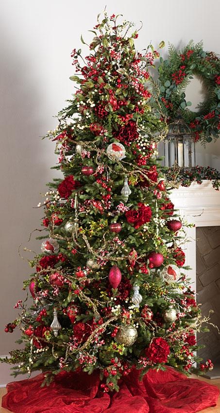 botanicalgarden christmas tree