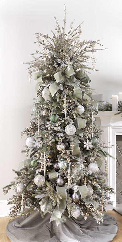 silver sage christmas tree