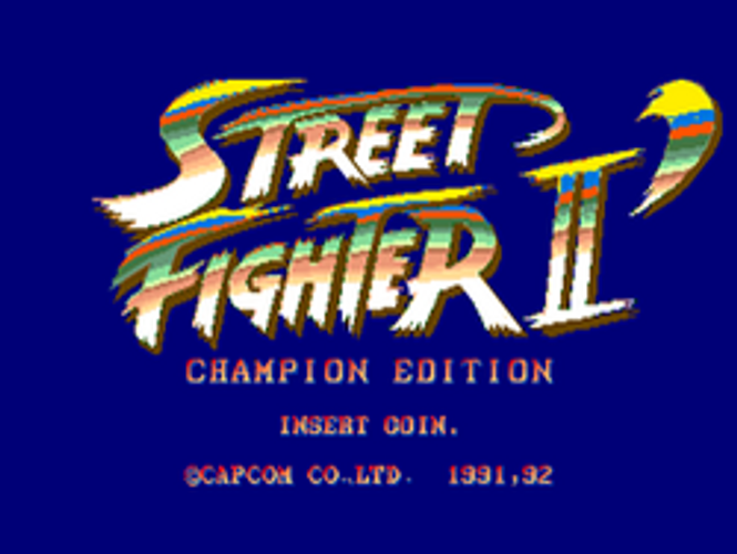 Over The Rainbow The Version Of Street Fighter 2 You Never Played