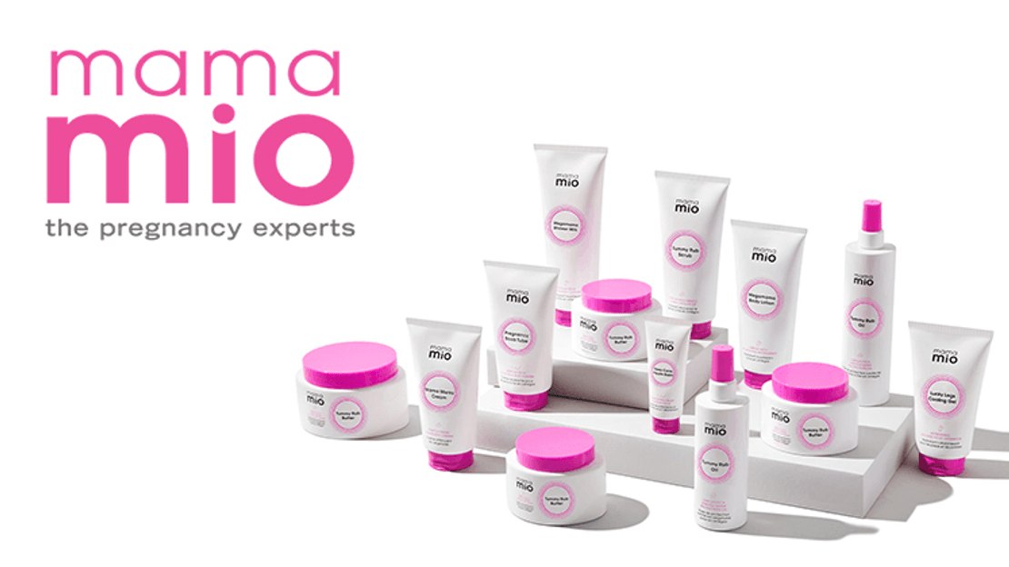 Mama Mio reborn: New sustainable packaging and vegan-friendly formulations