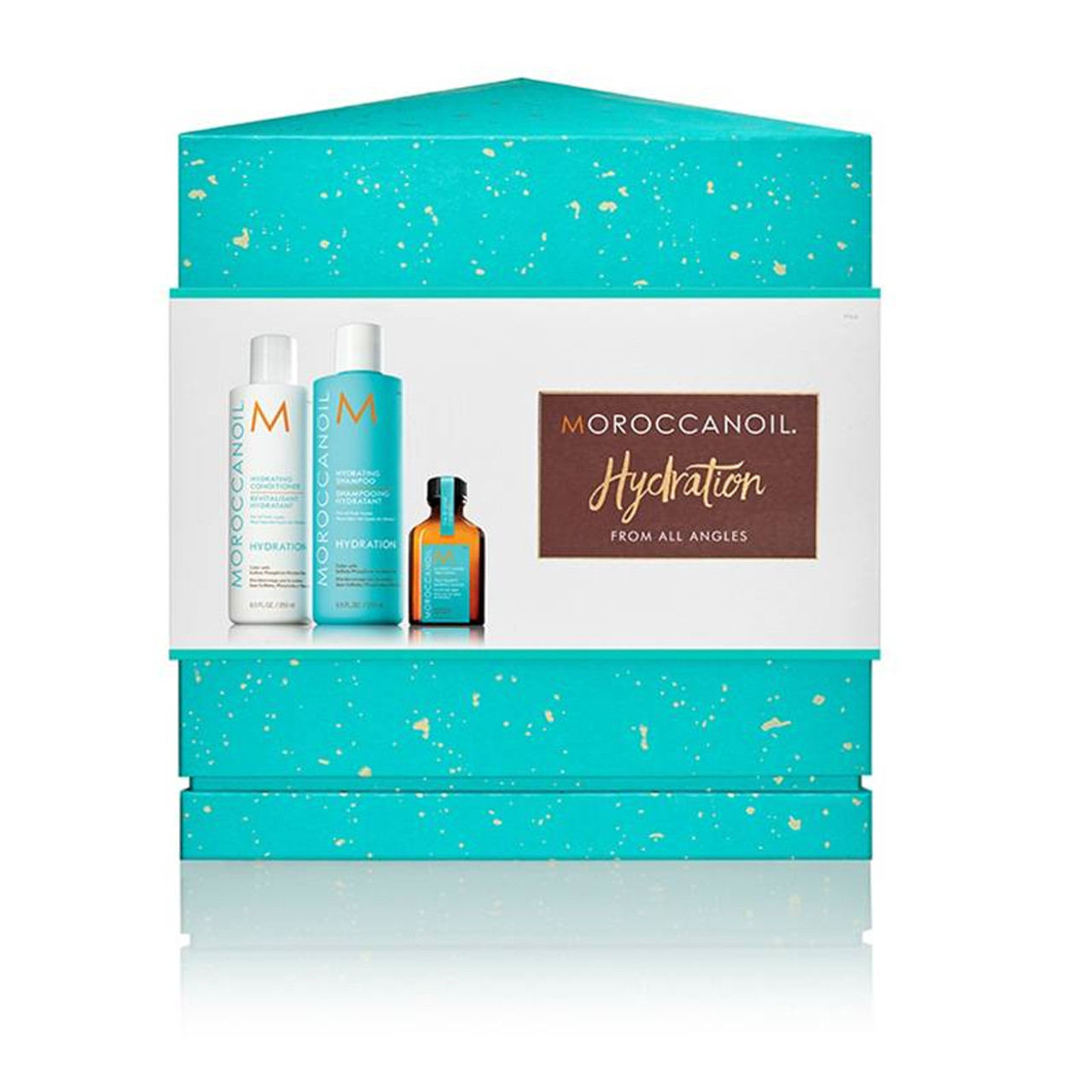 Christmas Gift Sets 2019.Moroccanoil Hydration 2019 Xmas Gift Set Limited Edition