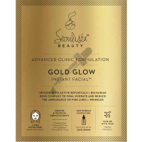 Seoulista Gold Glow Instant Facial