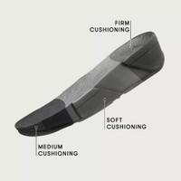 FitFlop™ Lottie Chevron Toe-Thongs Black about