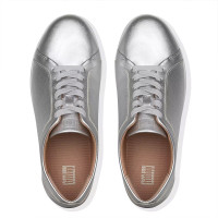 FitFlop™ Rally Sneaker - Silver top
