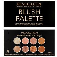 Revolution Ultra Blush Palette Golden Sugar