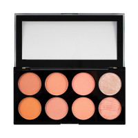Revolution Ultra Blush Palette Hot Spice open